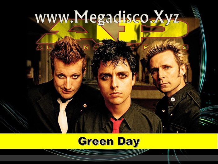 Green-Day-discosmega