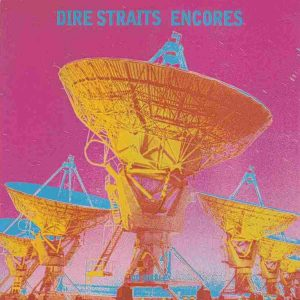 Dire straits discography